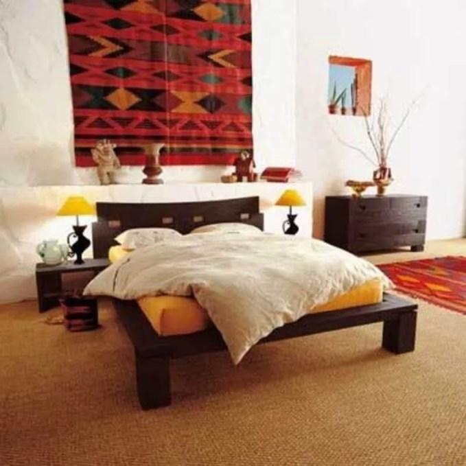Beautiful Eclectic Bedroom