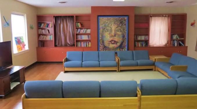 Colorful Pop Art Living Room
