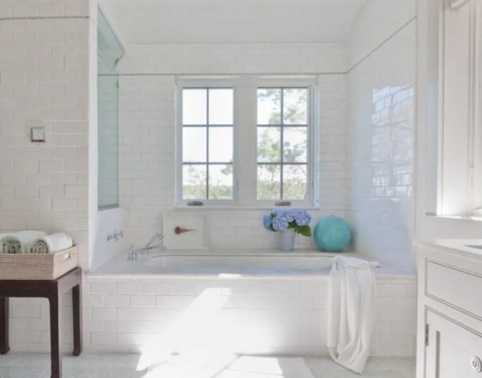 Fresh Beach Inspired Bathroom