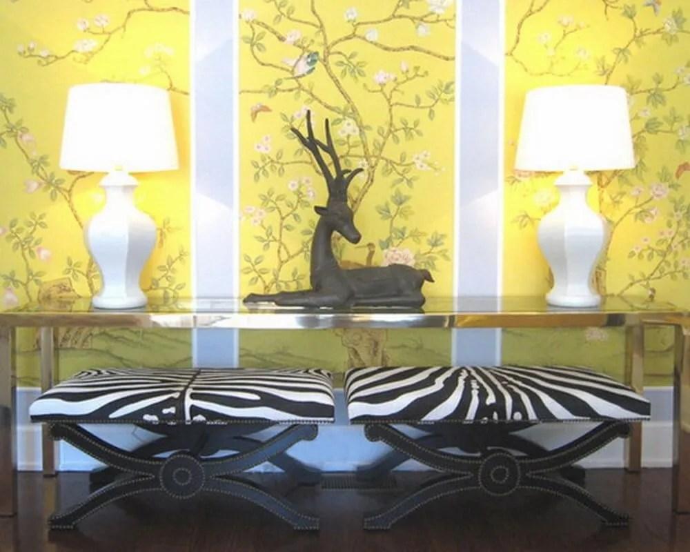 Zebra Print Interior Design Ideas 24. 10 Fierce Interior Design Ideas with Zebra Print Accent   https