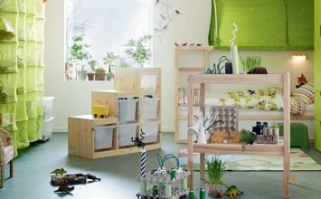 10 Adorable Ikea Kid's Bedroom Ideas for 2015
