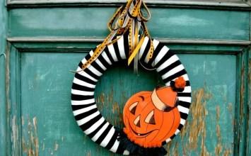 Top 11 Halloween Wreath Design Ideas