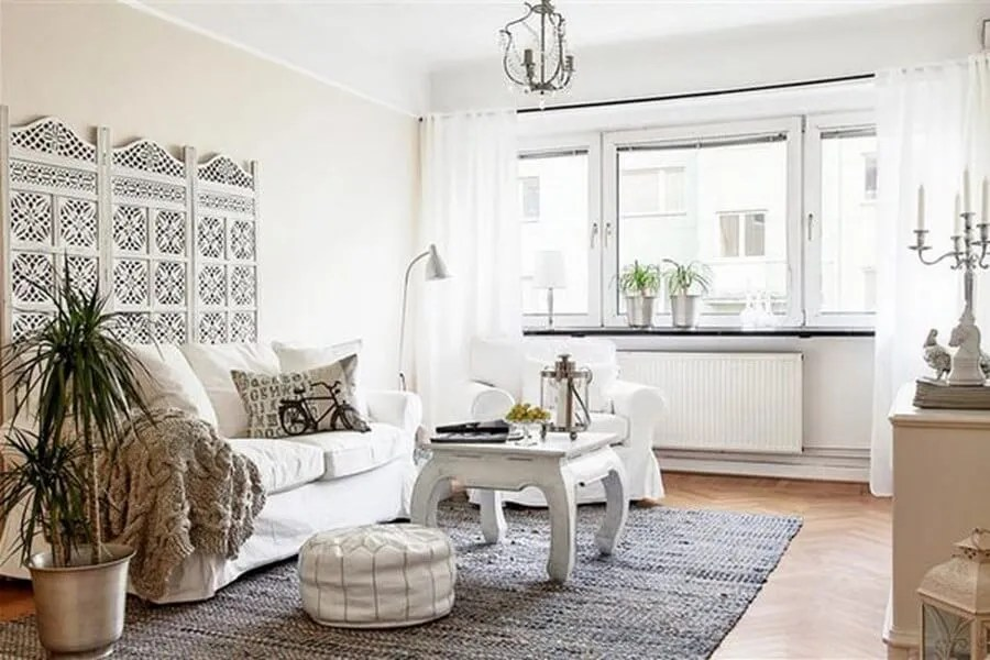 9 superb stylish scandinavian living room designs https