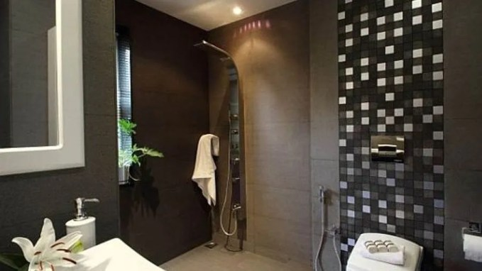 Luxury Stand Up Shower
