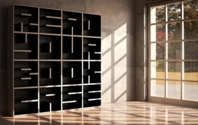 Overisize Cube Bookcase