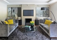 Best 15 Gray and Yellow Living Room Design Ideas - https ...