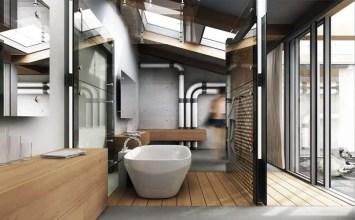 Top 9 Industrial Bathroom Design Ideas
