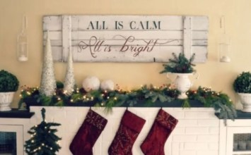 12 Cool Christmas Signs as a Decor for Indoor and Outdoor