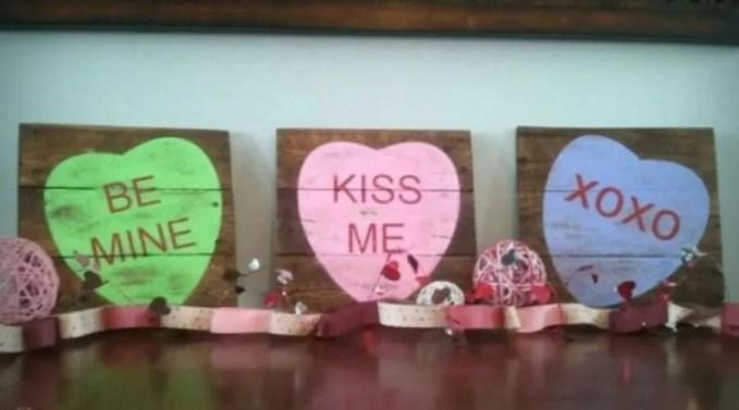 Adorable Valentine's Sign