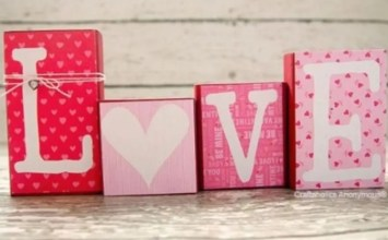 "7 Cute Pink Valentine""s Day Decoration Ideas"
