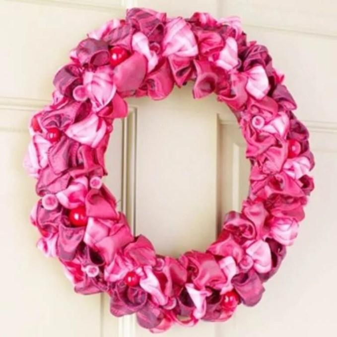 Rose Padles Wreath