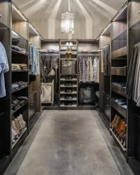 15 Statement Masculine Walk-In Closet Designs - http ...