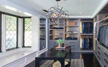 15 Statement Masculine Walk-In Closet Designs