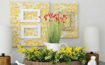 Bring Spring Into Your Home – 8 Fresh Spring Decor Ideas