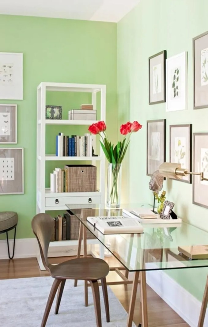 fresh-home-office-decor-to-bring-spring-to-your-home-23