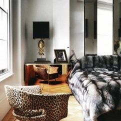 Fuzzy Chair Covers Round Rocking Cozy And Modern: 9 Faux Fur Decor Ideas To Warm Up Your Home - Https://interioridea.net/