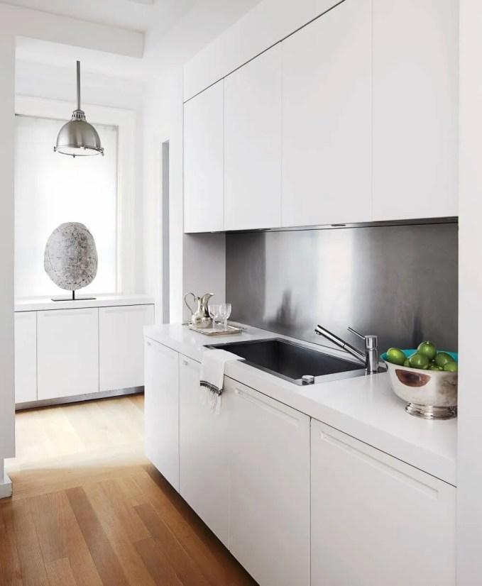 High Definition White Kitchen