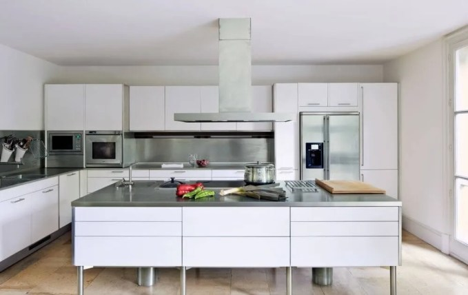 Outstanding White Kitchen