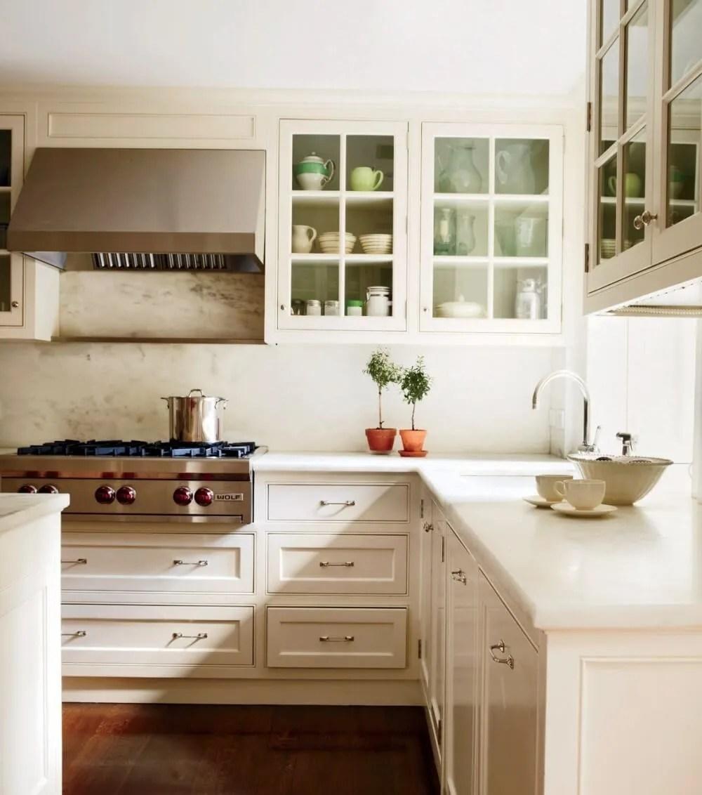 9 Glass Kitchen Cabinet Ideas To Inspire   https ...