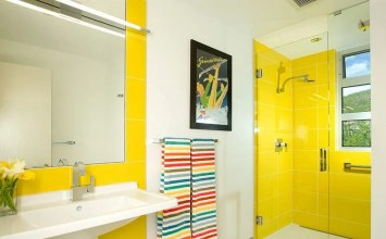 10 Yellow Bathroom Ideas For Cozy and Refreshing Interior