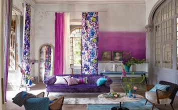 Whimsical Half-Painted Wall Trend – 7 Superb Ideas for Your Home