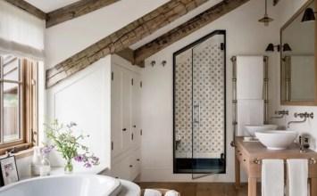 7 Charming Farmhouse Bathroom Design Ideas