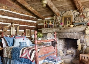 13 Rustic Bedroom Design Ideas