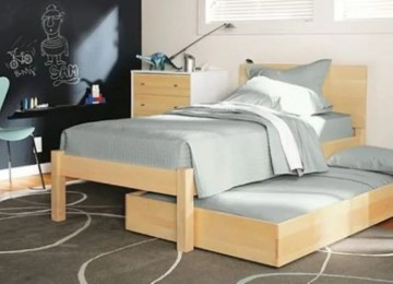 10 Trundle Bed Ideas for Compact Kid's Bedroom