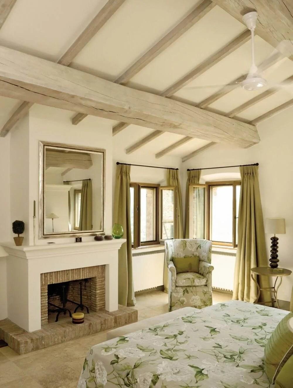 8 farmhouse inspired bedroom designs - https://interioridea/