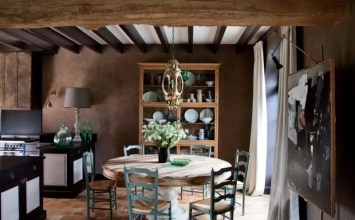 8 Farmhouse Themed Dining Room Design Ideas