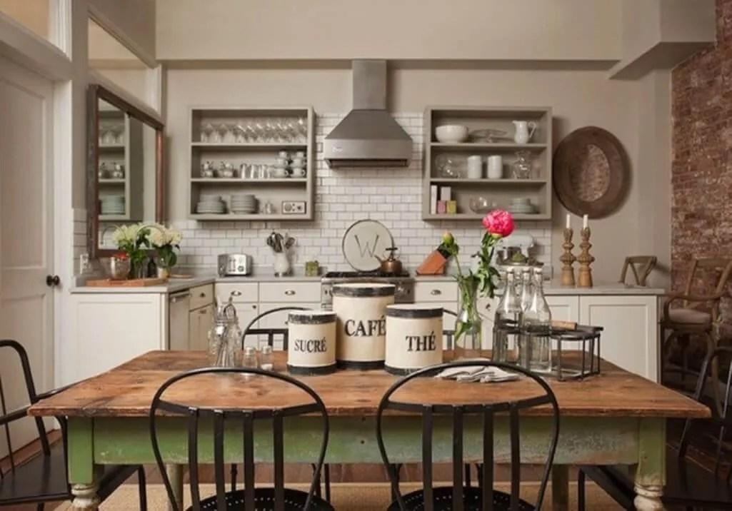 8 Farmhouse Kitchen Design Ideas - Interior Idea