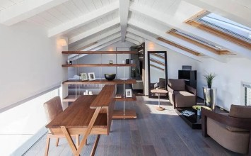 9 Home Office Designs with Skylights