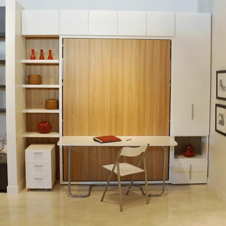 Ulisse-Desk-Bed-Closed