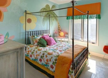 11 Exotic Kid's Bedroom Design Ideas Perfect For The Summer