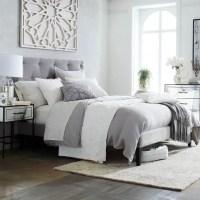 8 Chic Tufted Headboard Design Ideas For Modern Bedroom ...