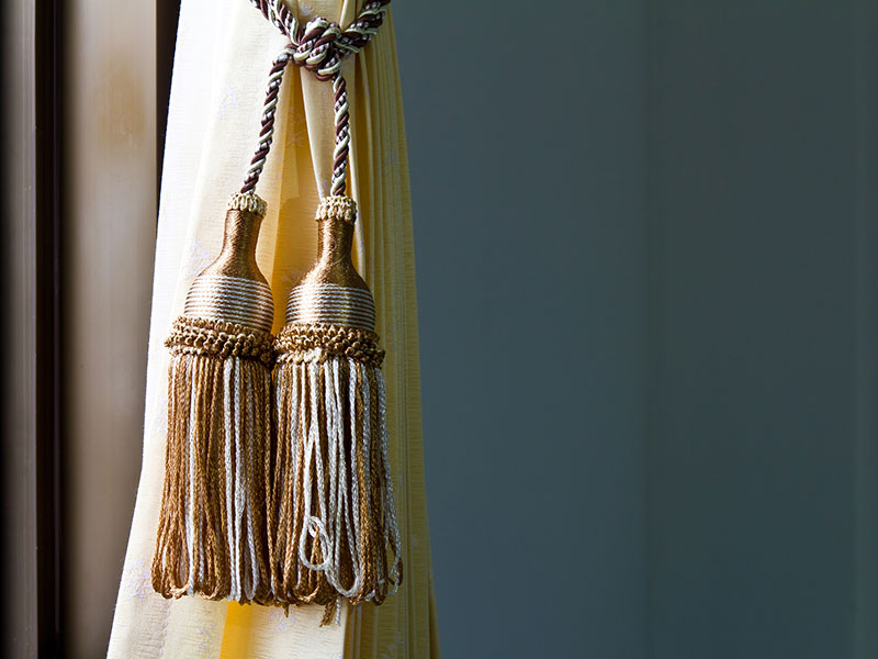 Tassels and Trims - Interior Images, Brandon, Manitoba