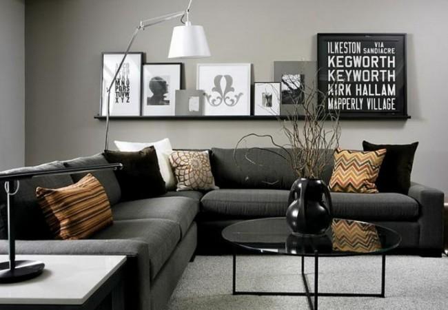 grijze muur woonkamer Archieven  Interieur Insider