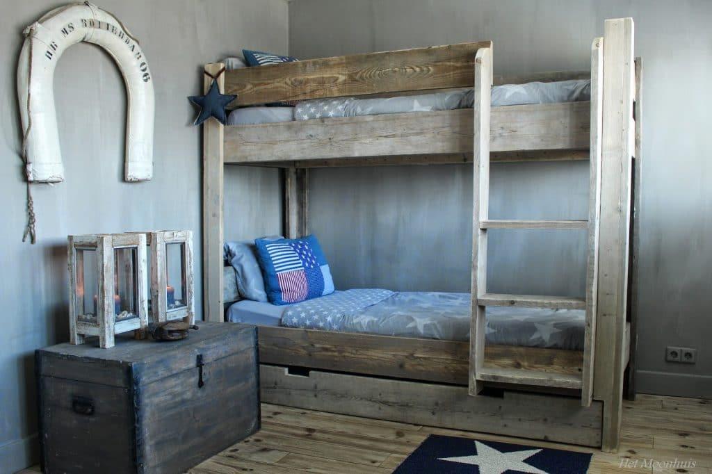 Jongens slaapkamer  Interieur Insider