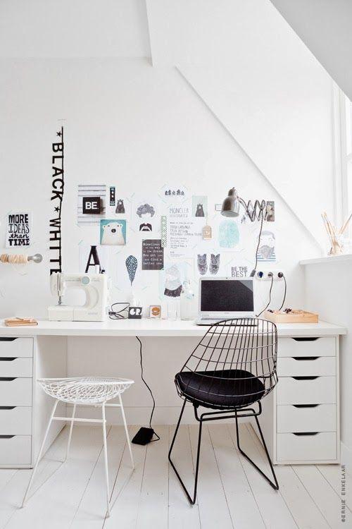 Decoratie kantoor  InteriorInsidernl