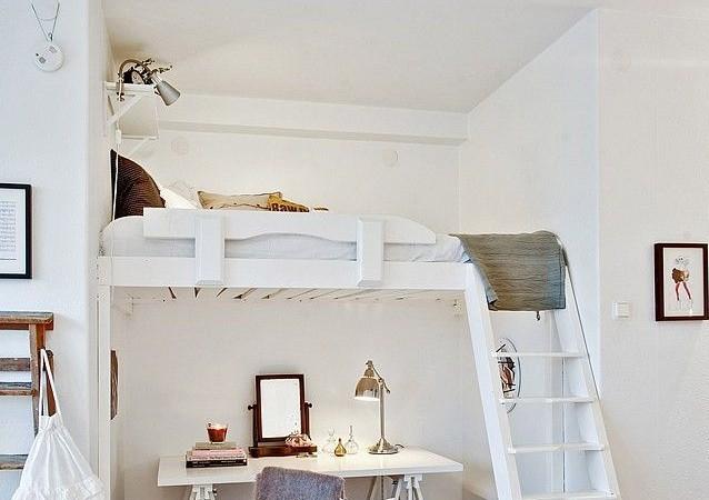 122 Kleine Slaapkamer Inrichten Voorbeelden  kleine