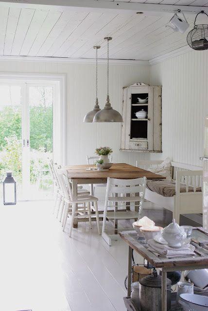 Landelijke stijl woonkamer  InteriorInsidernl