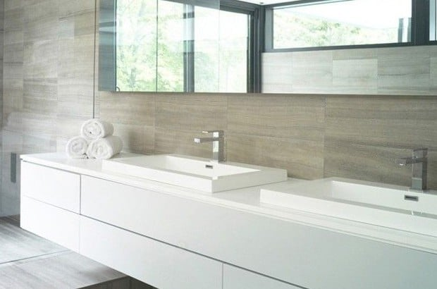 Moderne badkamers voorbeelden  InteriorInsidernl
