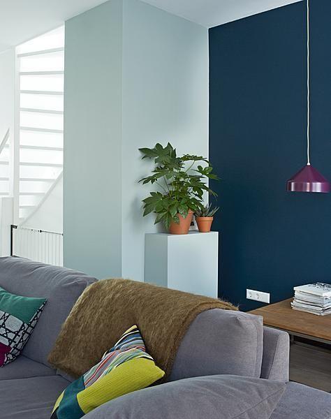 Gekleurde muren  Interieur Insider