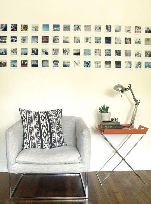 Foto ophangen ideen  InteriorInsidernl
