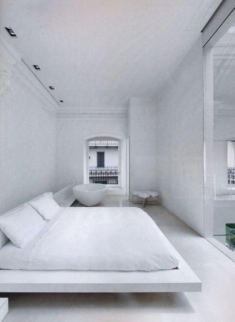 Zwevend bed  InteriorInsidernl