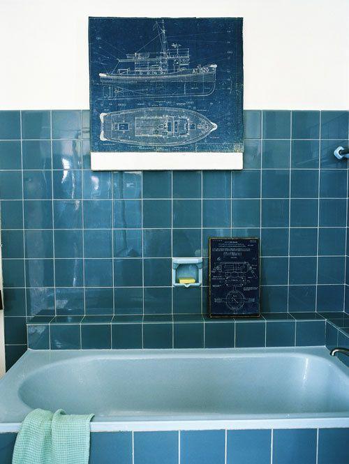 Kleurrijke badkamers  InteriorInsidernl