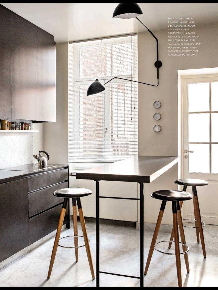 Bar in keuken  InteriorInsidernl