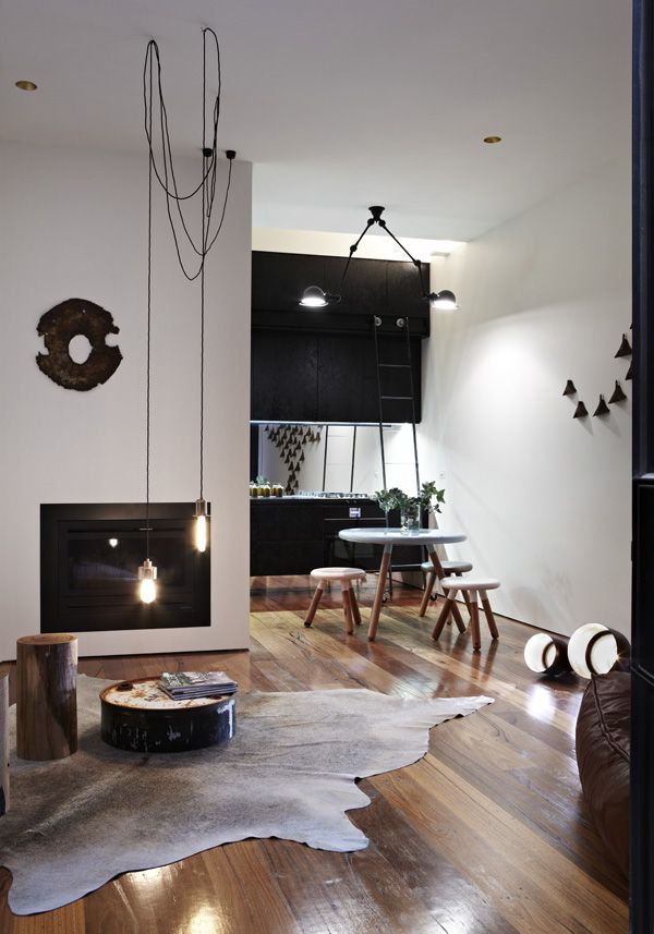 Bruin wit interieur  InteriorInsidernl