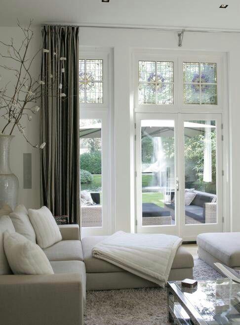 Glas in lood ramen  InteriorInsidernl