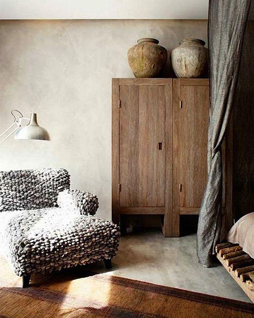 Natuurlijke materialen interieur  InteriorInsidernl